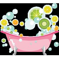 Фруктовый душ